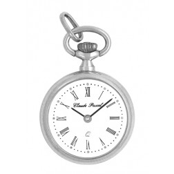Anhängeuhr, Lepine, Sterling Silber 925/-, Quartz