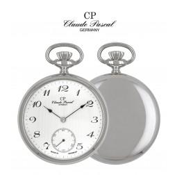 Taschenuhr Lepine, Sterling Silber 925/-
