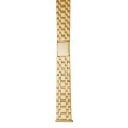 Goldansatzband Gelbgold 585/-, ca. 46,00gr.14kt., Länge 175 mm