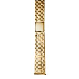 Goldansatzband Gelbgold 585/-, ca.51,00gr.14kt. bei Länge 175 mm