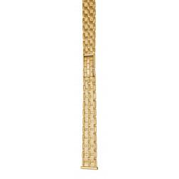 Goldansatzband Gelbgold 585/-, ca.21,00gr.14kt., Länge 164 mm