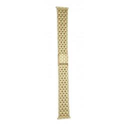 Goldansatzband Gelbgold 585/-, ca.38,20gr.14kt., Länge 169 mm