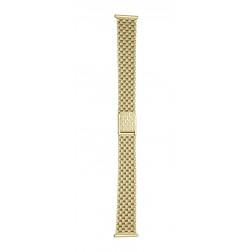 Goldansatzband Gelbgold 585/-, ca. 28,00gr.14kt., Länge 166 mm