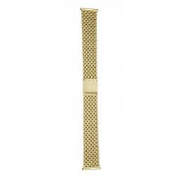 Goldansatzband Gelbgold 585/-, ca. 36,37gr.14kt., Länge 174 mm