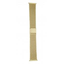 Goldansatzband Gelbgold 585/-, ca. 38,80gr.14kt., Länge 175 mm